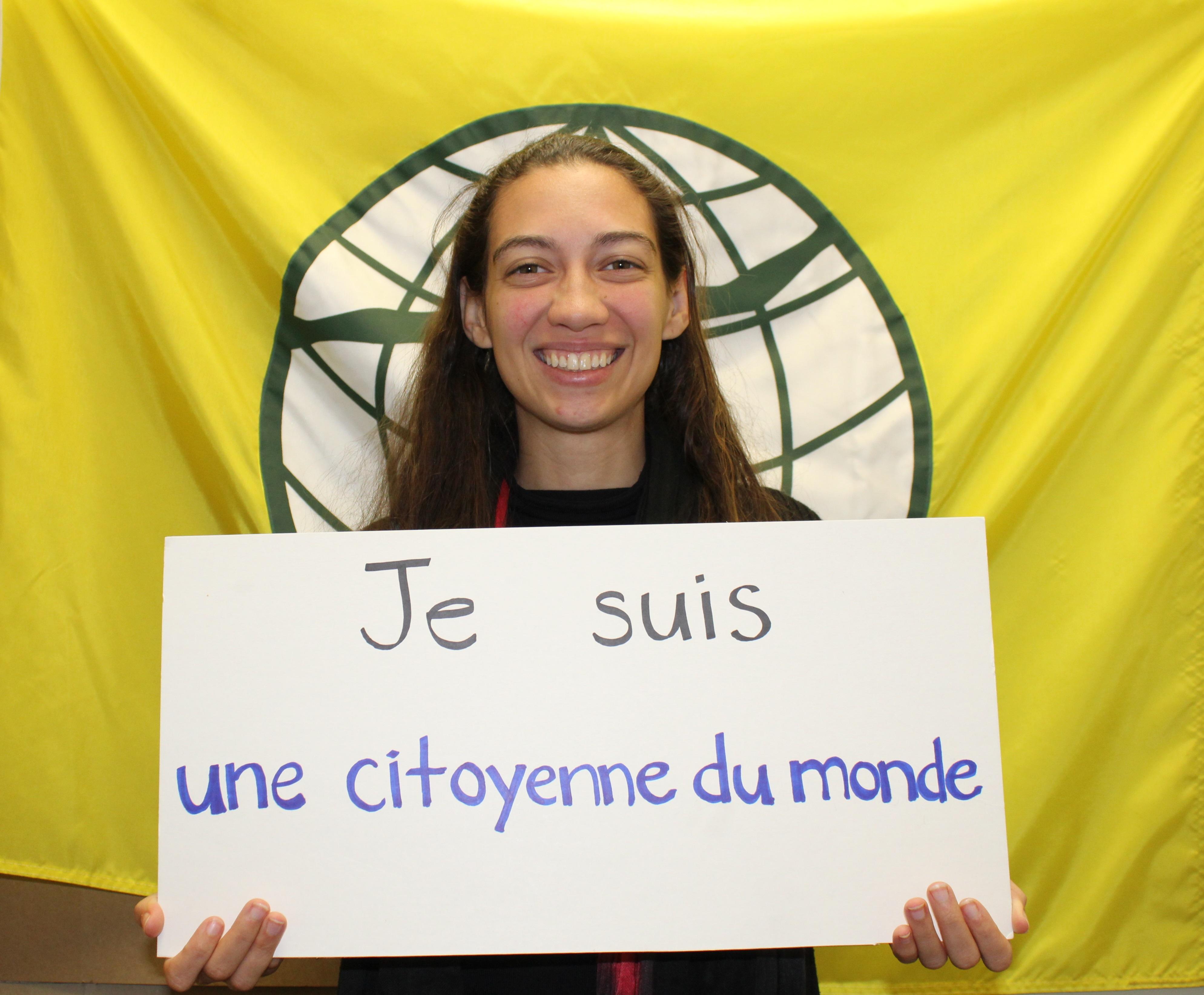 Dominique World Citizen